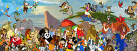 Simba, Timon, and Pumbaa's Adventures Chronicles Heroes