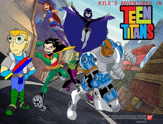 File:Kyle's Adventures in Teen Titans.jpg