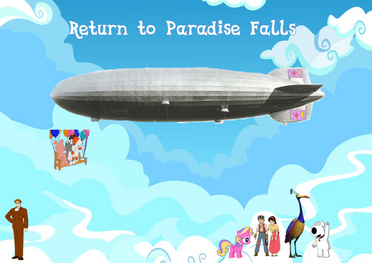 Return to Paradise Falls poster