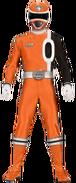 S.P.D. Orange Ranger