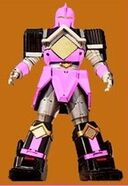 Pink Shogunzord