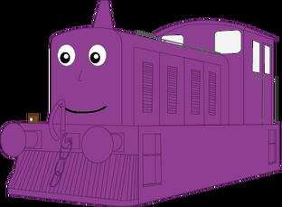 Hugs tramway diesel