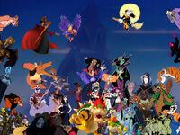 Pooh Chronicles Villians Poster