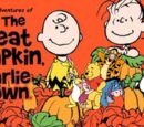 Pooh's Adventures of It's the Great Pumpkin, Charlie Brown