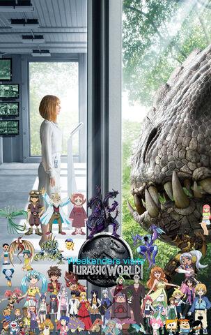 File:Weekenders visits Jurassic World-1.jpg