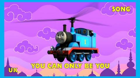 You Can Only Be You - UK - HD