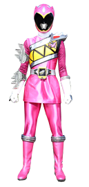 File:Dino Charge Pink Ranger in Dino Steel.png