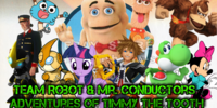 Team Robot & Mr. Conductor's Adventures Of Timmy The Tooth