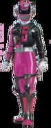 S.P.D. Pink Ranger S.W.A.T. mode
