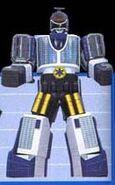 Max Solarzord (Warrior Mode)