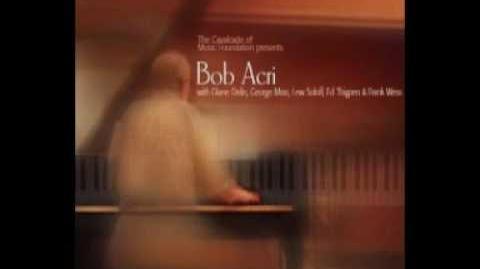 BOB ACRI - Sleep Away