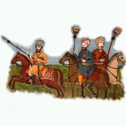 Pic steppe bandits