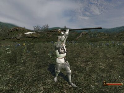 Southern Glaive 2