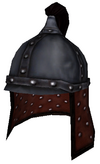 Lamellar helmet b