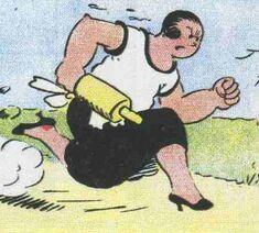 Myrtle Sappo