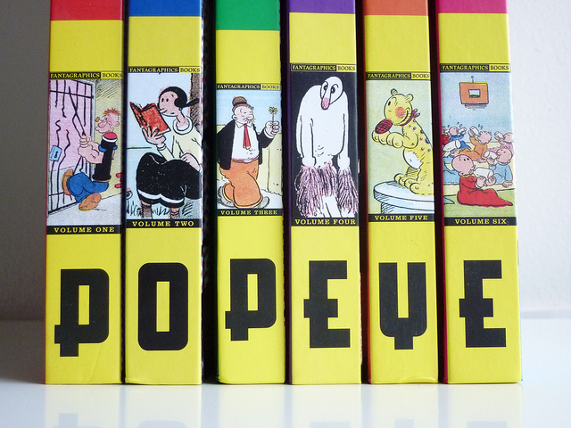 File:Popeye reprints.jpg