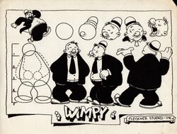 Wimpy's design