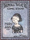 Mary Ann stamp