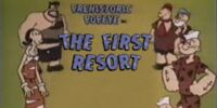 The First Resort
