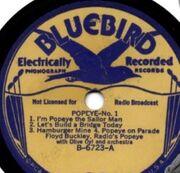 Bluebird recordz