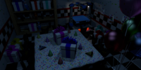 Birthday Room