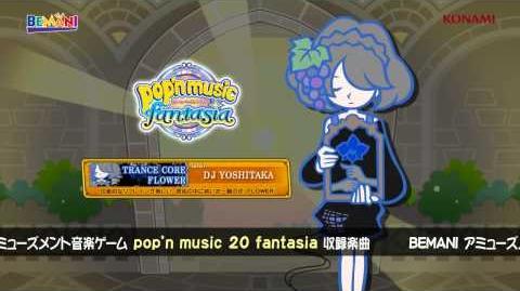 【pop'n music 20】FLOWER