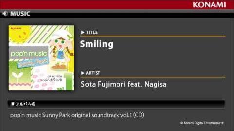 Smiling pop'n music Sunny Park original soundtrack vol