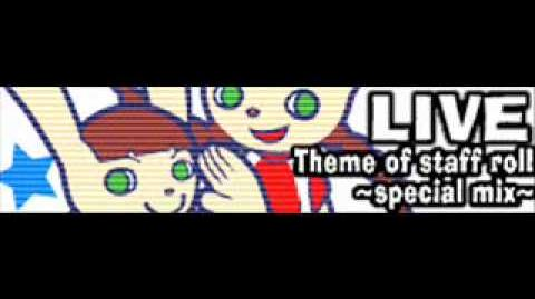 LIVE 「Theme of staff roll ~poppers live II~」