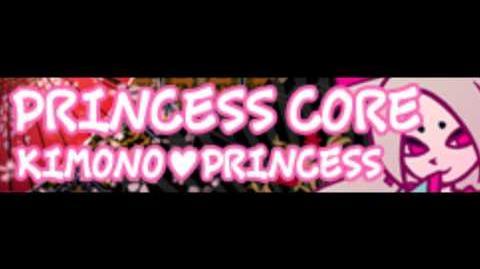 PRINCESS CORE HD 「KIMONO♥PRINCESS LONG」