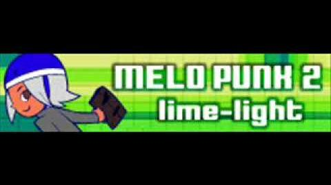 MELO PUNK 2 「lime-light LONG」