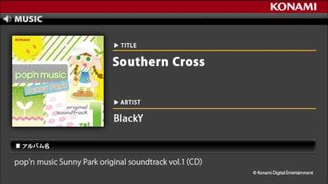 Southern Cross pop'n music Sunny Park original soundtrack vol