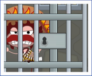 The Only Good Mustachio is a Jailed Mustachio
