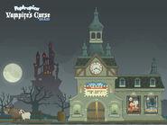 Vampire's Curse Island's cinema.