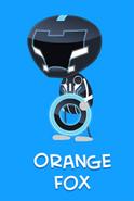 -2 Orange Fox