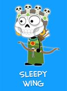 -4 Sleepy Wing