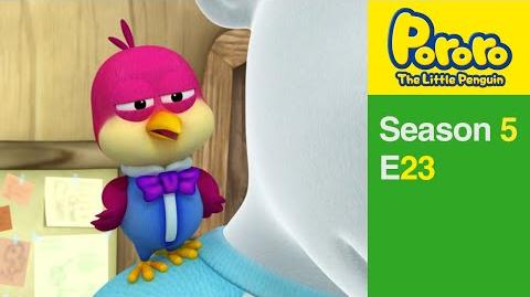 Pororo S5 23 Harry's House Disappeared