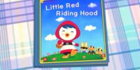 Petty the red riding hood