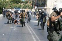 Greek riot police 2