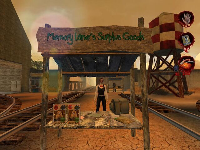 Plik:Woman selling items related to errands from Postal 2.JPG