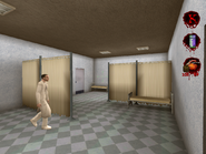 Interior of the Clinic 002