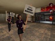 HAAT protestors 003