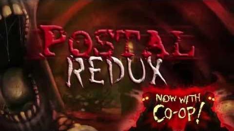 POSTAL Redux - 4 Player Co-Op