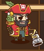 Pirate Darkbeard