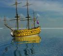 'Terror' Pirate Second Rate
