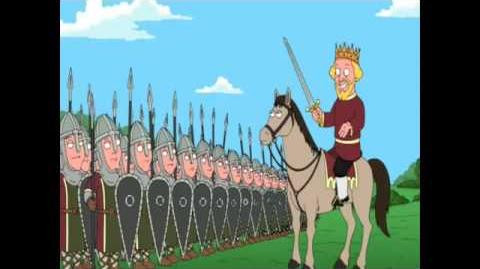 Family Guy - The Battle of Hastings