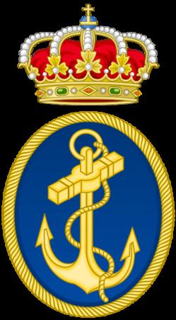 330px-Emblem of the Spanish Navy