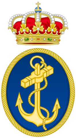 File:330px-Emblem of the Spanish Navy.png