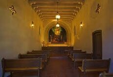 The chapel