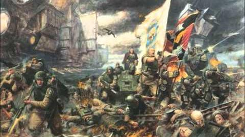 Dawn of War II Retribution- Imperial Guard Battle Theme III