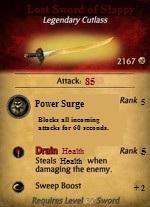 Lost Sword of Slappy